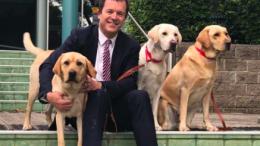 Three very good boys and Attorney General Speakman