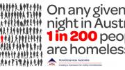 Image: Homelessness Australia Inc.