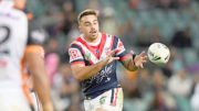 Former Narara Valley High School student Matt Ikuvalu has debuted in the NRL