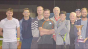 Umina Tennis Club pictured, were the inaugural