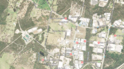 Aerial view of the Somersby IndustrialPark