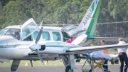 Medivac at Warnervale Airport