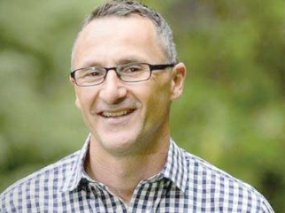 Richard di Natale to speak on voluntary assisted dying