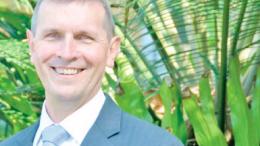 Central Coast Council's new CEO, Gary Murphy