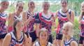 Gorokan High School's Open Girls Volleyball Team
