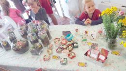 Local kids held a market at Killcare Surf Club. Image: Killcare Surf Life Saving Club