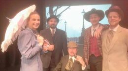 Woy Woy Little Theatre will perform Baskerville a Sherlock Holmes Mystery