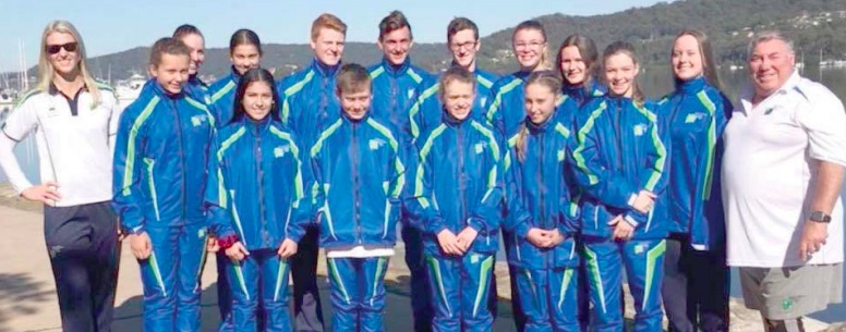 The CCAS Squad and their coaches have returned home with a slew of medals from the ACT