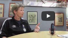 Ex Matlidas' veteran Julie Dolan says the Central Coast is ready for a W-League team