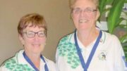 Ms Pat Neal and Ms Lesley Swales