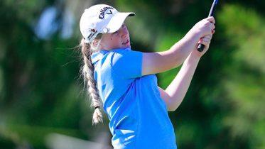 Annika Boyd. Image: Golf NSW