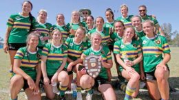 Avoca Beach Women's 7's are the 2018 Premiers