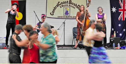 The Kariong Bush Dance Association will commence Friday evening course again in spring