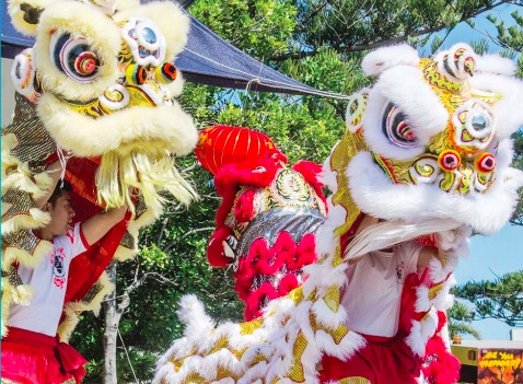 The eighth Central Coast Chinese Cultural Festival was held on September 16.