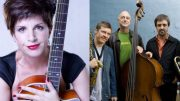 Monica Trapaga and old friend James Greening and band will feature at the 2018 event.