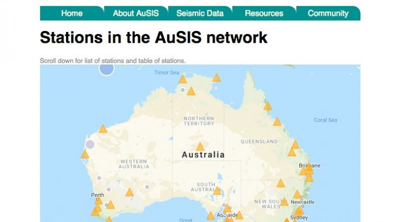 Australian Seismometers in Schools project (AuSIS) is an outreach program to put 40 earthquake-measuring seismometers in Australian School including Kincumber High.