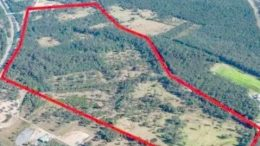 Kiar Ridge on the Central Coast. Once Wyong Council's preferred airport site.