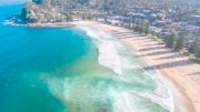 Drones to be used at Avoca Beach - Photo: Central Coast Drones Photograph