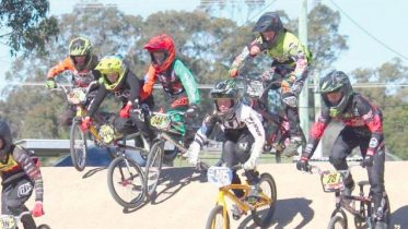 The San Remo BMX Club is encouraging locals to attend the San Remo BMX Track grand opening