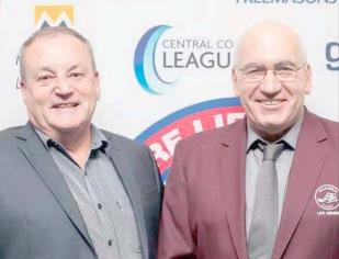 Bob Powell and Ramzy Fawzy