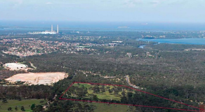 Bushells Ridge is part of the Northern Growth Corridor