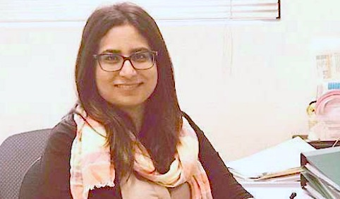 Dr Shafi takes a holistic approach to treating dementia
