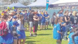 Central Coast Juvenile Diabetes Research Foundation (JDRF) Walk