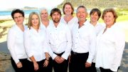 The professional team at Umina Chiropractic Centre.