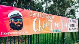 The Mt Penang Christmas Fair is being held again.