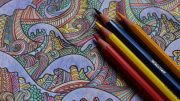 Colouring in classes for adults will begin at some Central Coast libraries this month. Image; Creative Commons attribution by maximederuyck