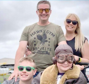 Central Coast Aero Club Family Fun Day 2018 was a hit with this family.