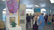 A new art gallery has opened at Koolewong