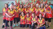 team from the Mingaletta Aboriginal Corporation