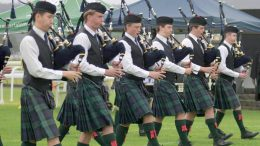The Coast's biggest annual celebration of Scottish heritage, The Central Coast Scottish Spectacular