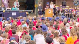 Woodport Public School has celebrated its 125th Anniversary
