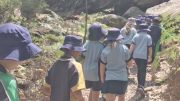 Woy Woy Public School students enjoyed a visit to the Kincumba Mountain reserve