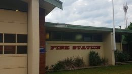 Wyong fire and rescue station. Home of the championship brigade. Image: J. hurst