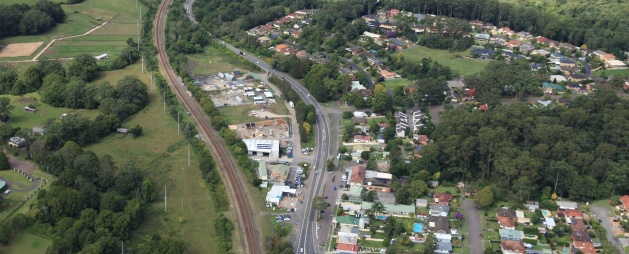 Next section of Pacific Highway Ourimbah contracted