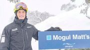 Perisher Ski Resort has named one of their ski runs after Narara local and long time skier, Matt Graham