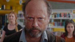 Alan Dukes as Nicholas Cutler the disgruntled teacher in Book Week.