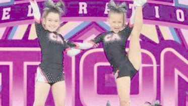 West Gosford's Central Allstars Cheerleading Club at the 2018 Australian Cheerleading National Championships