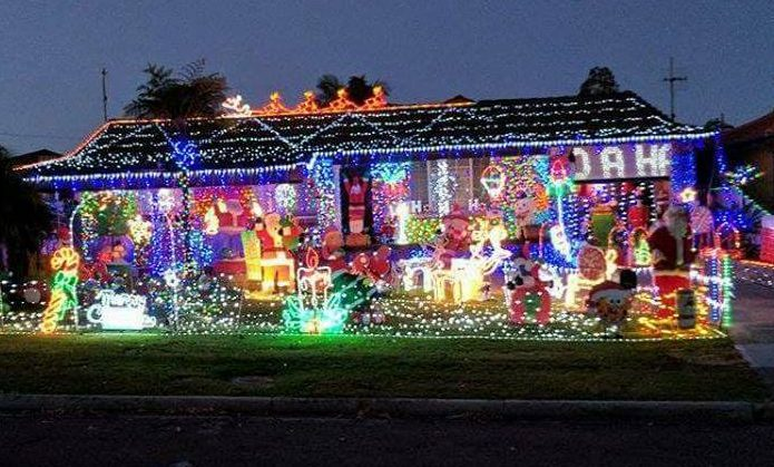 Christmas Lights Map available - Central Coast Community News