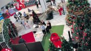 Santa has arrived at the Imperial Centre, Gosford