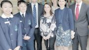NSW Premier, Gladys Berejiklian, and Education Minister, Rob Stokes, visited Valley View Public School to announce additional funding