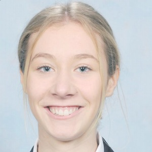 Central Coast Grammar School's Zoe Mitchell