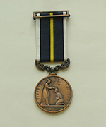 Royal Humane Society Australia Bronze Medal.