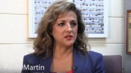 Paula Martin, Central Coast Business Chamber CEO