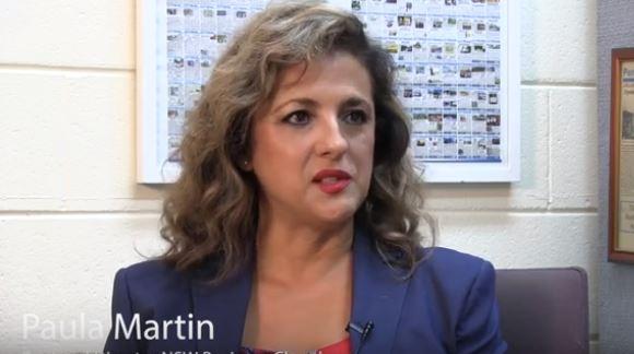 Paula Martin, Central Coast Business Chamber CEO