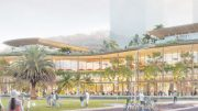 An artist's impression of the new look Central Coast Leagues Club
