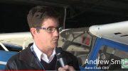 Andrew Smith CEO, Central Coast Aero Club.